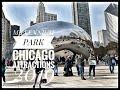 MILLENNIUM PARK CHICAGO 2019#cloudgate#thebean