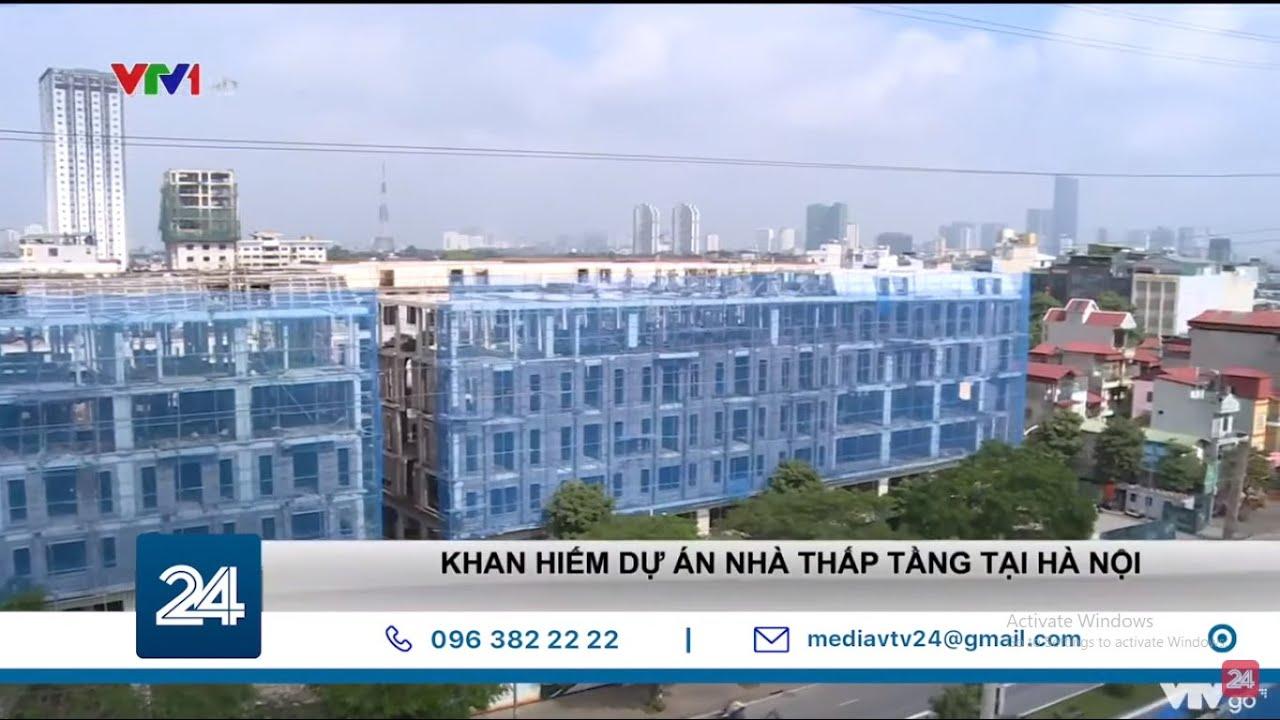 image Khan hiếm dự án nhà thấp tầng tại Hà Nội - Tin Bất Động Sản