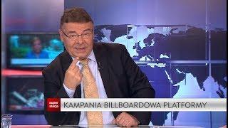 Raport - Bilbordami w PiS - 17.08.2018