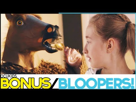 British Kids React to | Ylvis 'The Fox' (EP39 Bonus+Bloopers) | ocUKids