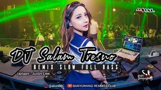 Download Lagu DJ SALAM TRESNO — Goyang Yukk!! ~ Tarik Sis, Semongko   Remix Slow FullBass [DJ PAL REMIX] mp3