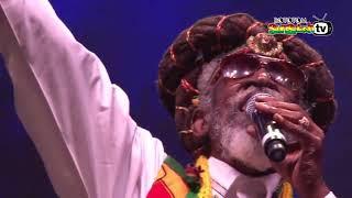 BUNNY WAILER sings RASTA MAN CHANT & RASTAMAN live @Main Stage 2015