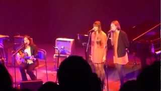 CONOR OBERST and FIRST AID KIT - Laura Laurent, Stockholm 2013