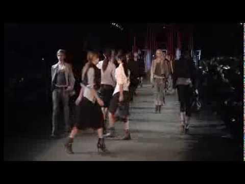 Diesel Black Gold Women's Wear Runway Fall Winter  2012-13 by Trendstop.com