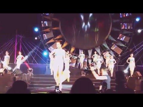 Trình diễn áo tắm bán kết Hoa hậu biển VN 2016/ Hải BigBig