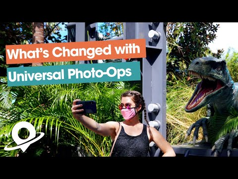 What's Changed with Universal Photo-Ops Since the Parks' Reopening