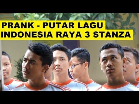 PRANK PUTAR LAGU INDONESIA RAYA PERTAMA KALI DI SEKOLAH