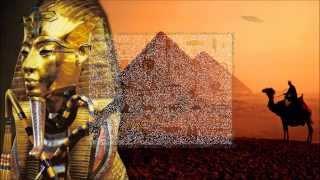 Egypt History Ancient Aliens UFO PUZZLE ✔ JANXEN - HIEROGLYPHIX 1.0 (80's music) Egypt Music 80 Hits