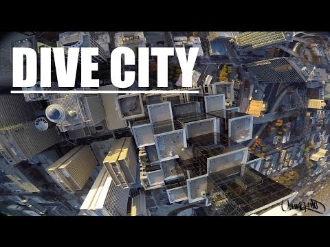 guerilla FPV - Downtown Atlanta Edition