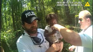 Searchers Follow Cries to Find Missing 2-Year-Old in Georgia Woods