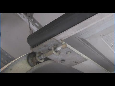 Garage Door Weatherstripping Fix You