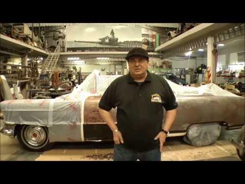 Restauración del Cadillac presidencial - El Garage TV