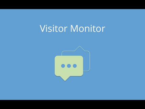 Comm100 Live Chat Visitor Monitor   Part 1