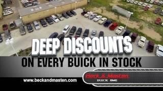 Deep Discounts - Beck & Masten Buick GMC
