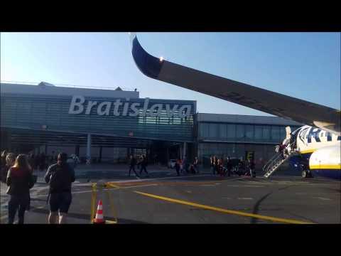 AIRPORT-Bratislava Airport, Slovakia (BTS)