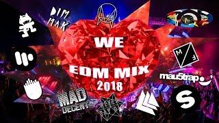 Nightfonix | WE L❤VE EDM Mix 2018