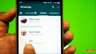 Cara Melihat Status Whatsapp Orang Lain Tanpa Ketahuan Pemiliknya