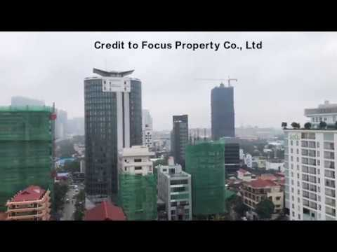 Amazing Phnom Penh Skyline 2018- One of Fastest Growing City in the World