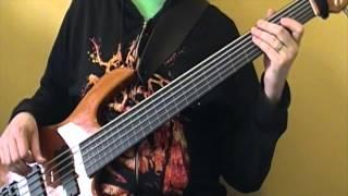 Progressive Metal Bass Lessons
