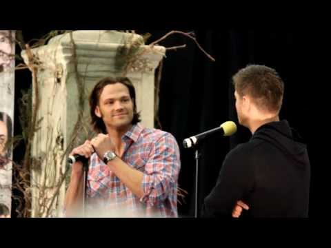 Burbank BurCon Salute to Supernatural J2 Breakfast 3-4-12 PART 1/3