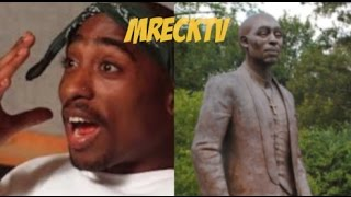 2Pac Legacy Disrespected By Statue In Georgia?