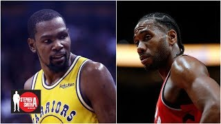 2019 NBA free agency predictions: Kawhi to the Clippers? KD to the Warriors? | Stephen A. Smith Show