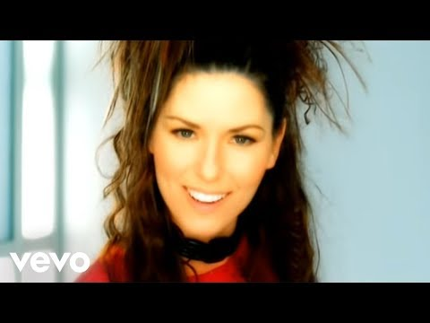 Shania Twain - Up! (Red Version)