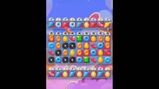 Candy Crush Jelly Saga Level 42 No Booster 3 Stars