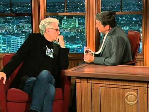 Late Late Show with Craig Ferguson 7/14/2009 John Larroquette, Will Dailey, Charlie Viracola