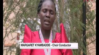Margaret Namagembe will never forget singing for the Pope