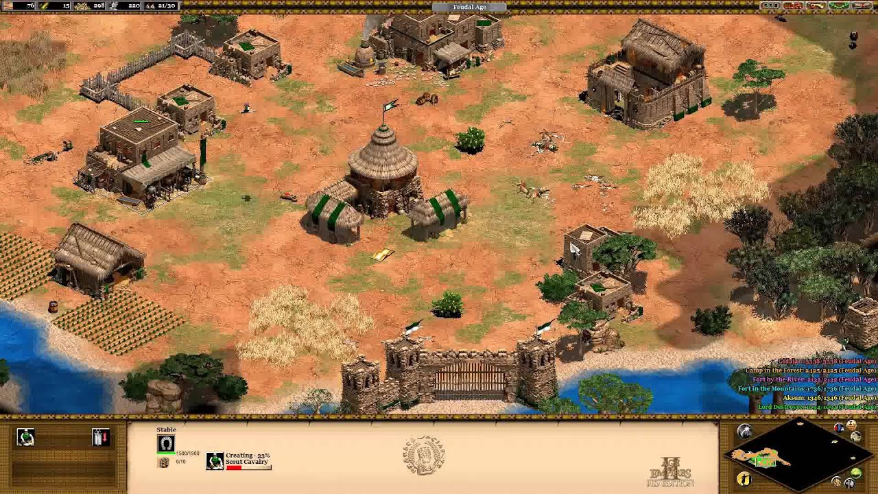 Age of Empires: Definitive Edition - Age of Empires