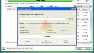 Digital Media Recovery Software - Recover lost, deleted media files