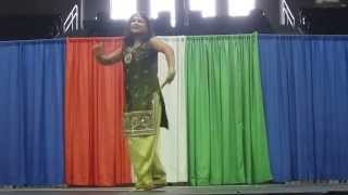 Bollywood Thumkas at Utsav - India Fest - Spirit of India 2014 Tulsa