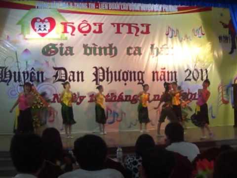 Hát múa: Chú cuội chơi trăng-Đan Phượng Hà Nội