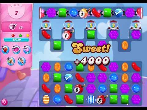 Candy Crush Saga Level 3216