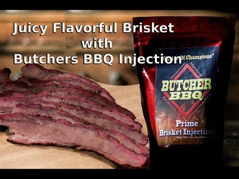 Juicy Flavorful Brisket with Phosphate Injection? (Part 1)