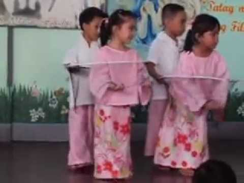 pasigin folk dance music