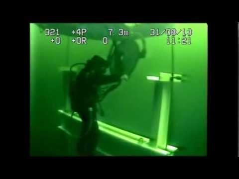 ROV - Sat diver support.