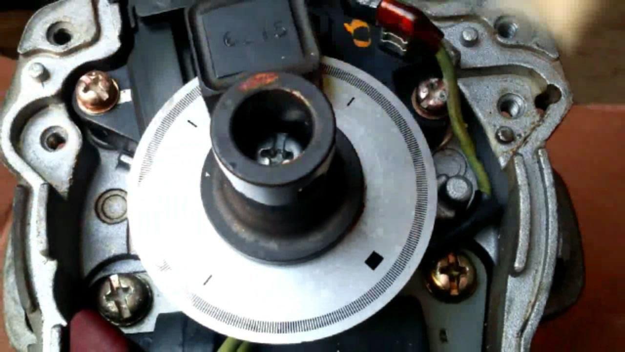Distribuidor Nissan, no genera chispa, prueba de señales ...