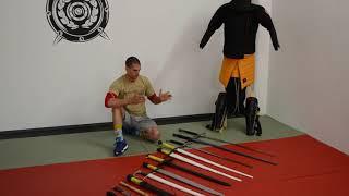 Trainingswaffen der Säbelrassler