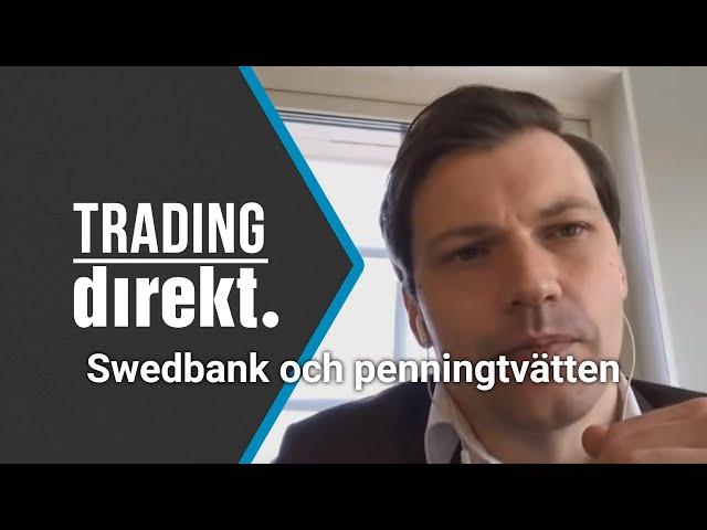 Extrasändning! Trading Direkt 2020-03-25: Uppdatering om Swedbank och penningtvätten