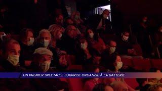 Yvelines | Un premier spectacle surprise organisé à La Batterie