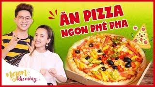 Ngon Khó Cưỡng | Ăn Thử Pizza Lạ: Tưởng Không ngon, Ngon Không Tưởng | Tập 15 | Food Review