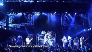 Blu-BiLLioN 1月3日(土) 渋谷公会堂 会場限定音源「Seven colours' Brilliant Wish」Spot