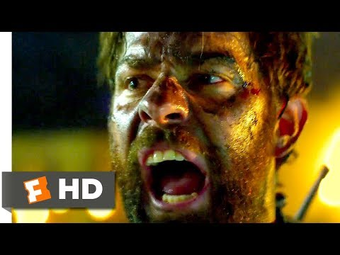 13 Hours: The Secret Soldiers of Benghazi (2016) - Escaping the Compound Scene (4/10) | Movieclips