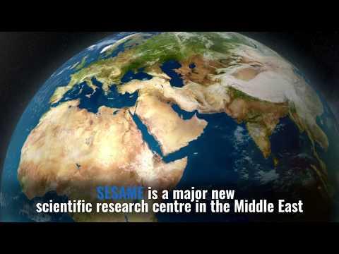 SESAME Research Centre Opens its Doors in Jordan