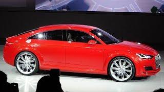 Paris motor show 2014 report - Audi TT Sportback, Lamborghini Asterion, Volkswagen XL Sport