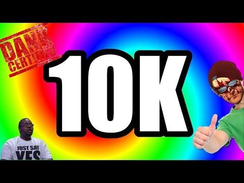 10K MEME STREAM - $100 Amazon Gift Card Giveaway - IT Digital Code Drawing