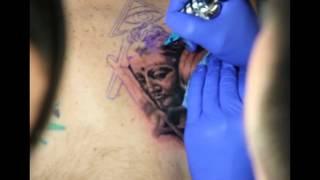Vladimir Cherep tattoo