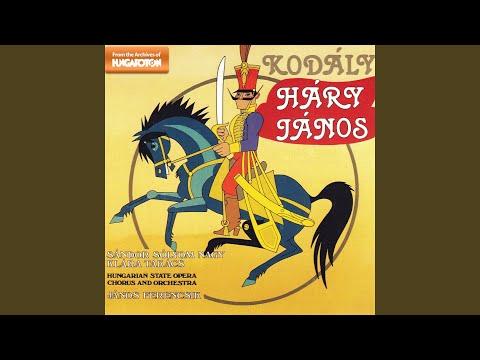 Háry János: A jó lovas katonának